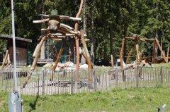 Spielplatz Ochsengarten (5 Gehminuten vom Gasthof Bergland)